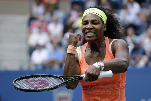 Serena Williamsová je bez najmenších pochýb aktuálne najlepšou tenistkou na svete.