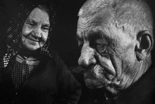 Z cyklu Ľudia v horách: Martin a Kornélia Dutkovci, Liptov.