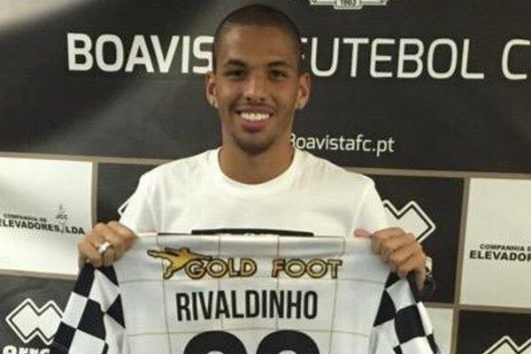 Rivaldo junior je takisto ako jeho otec ofenzívnym typom futbalistu.