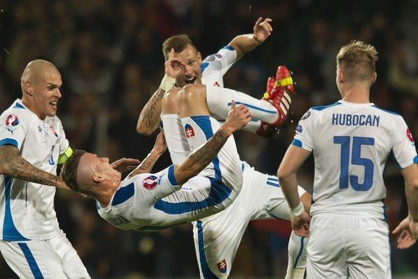Futbalistov Slovenska v septembri čakajú dva ťažké kvalifikačné zápasy, ktoré môžu poradie v rebríčku FIFA výrazne zmeniť.