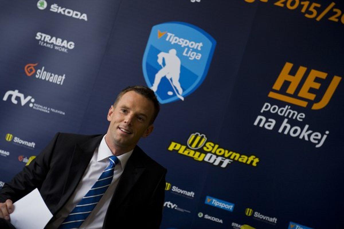 dff7cf5094 Hokejová liga vstupuje do novej éry  Lintnerovej - sport.sme.sk