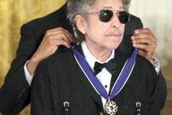 Bob Dylan sa už s najvyšším štátnym predstaviteľom stretol neraz.