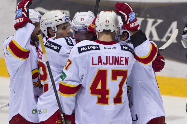 Hokejisti Jokeritu Helsinki sa posunuli na čelo Západnej konferencie.