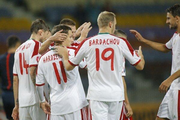 Bielorusi veria v úspešný rezultát zo Žiliny.