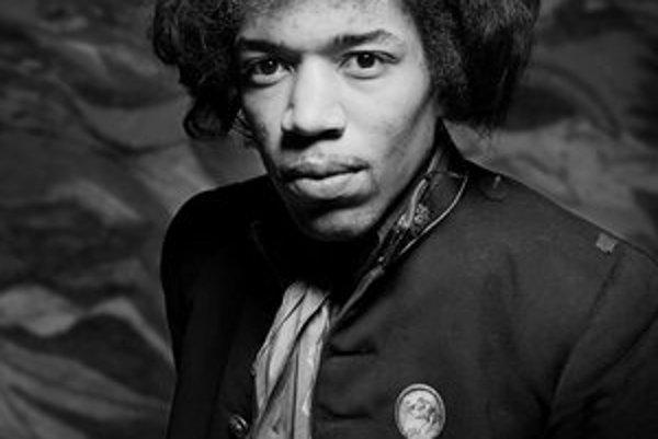 Obal albumu, ktorý zachytáva Hendrixa v zaujímavom medziobdobí.