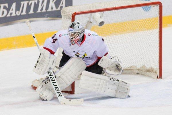 Spartaku Moskva nepomohol ani spoľahlivý výkon brankára Vasilija Demčenka.