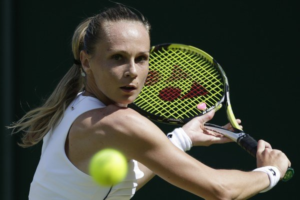 Magdaléna Rybáriková vypadla vo Wimbledone v treťom kole.