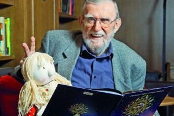 Ľubomír Feldek (1936) - básnik, prozaik, dramatik a prekladateľ sa narodil v Žiline. Počas štúdií slovenčiny na Vysokej škole pedagogickej v Bratislave začal pracovať ako redaktor vo vydavateľstve Mladé letá. V roku 1957 spolu s konkretistami zakladal Trn