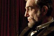 Daniel Day-Lewis vo filme Stevena Spielberga Lincoln.