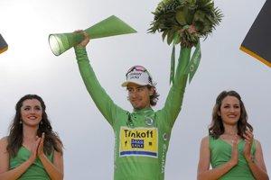 Petra Sagana už štvrtý raz za sebou ocenili v Paríži ako víťaza bodovacej súťaže.