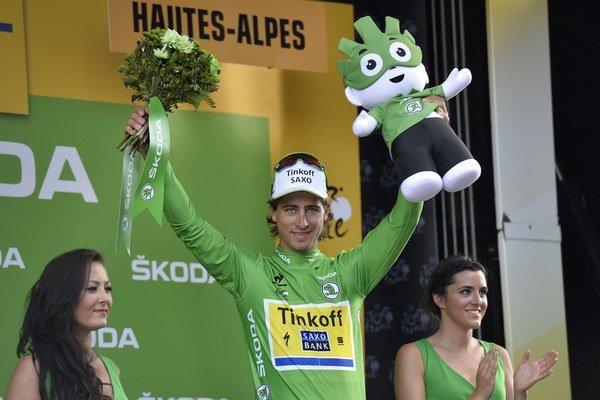 Sagan zbiera v poslednom čase jedno ocenenie za druhým.