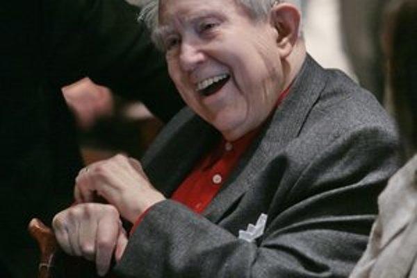 Elliott Carter (1908 - 2012).