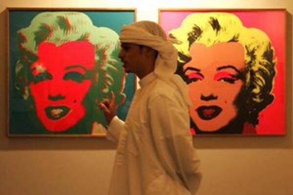 Keď múzeum v Teheráne vytiahlo cenné diela z úkrytu, podľa cenzorov časť z nich bola nevhodná a protiislamská. Portrét Marilyn od Warhola im však neprekážal.