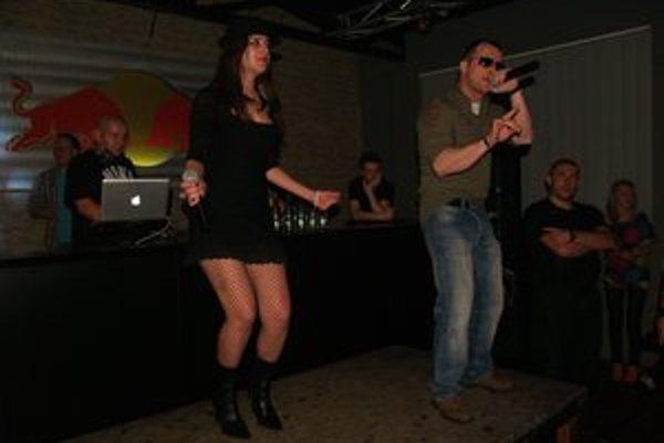 Tento rok MC Erik a Barbara v tichosti uskutočnili comeback. Na snímke vystúpenie v EKG Clube vo Vranove Nad/Topľou