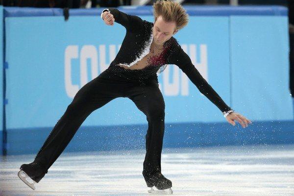 Tridsaťdvaročný krasokorčuliar absolvoval posledné súťažné vystúpenie na zimných olympijských hrách v Soči vo februári 2014, kde prispel k zlatu v súťaži družstiev.