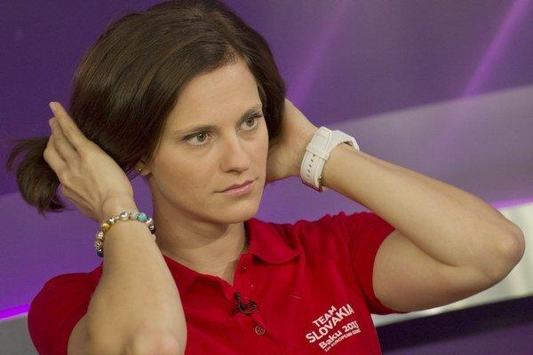 Medzi favoritov na medailu bude na Európskych hrách v Baku patriť aj strelkyňa Danka Barteková.