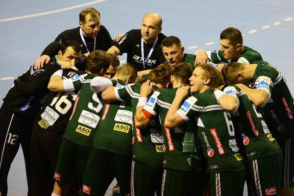 Hádzanári Prešova vyhral pod vedením Dávida slovenskú extraligu aj pohár. V európskych pohároch a nadnárodnej SEHA Lige však zaostali za očakávaniami.