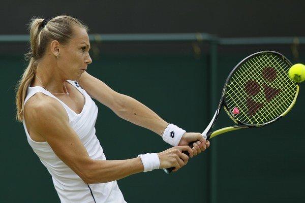 Magdaléna Rybáriková potvrdila, že tráva je jej obľúbený povrch.