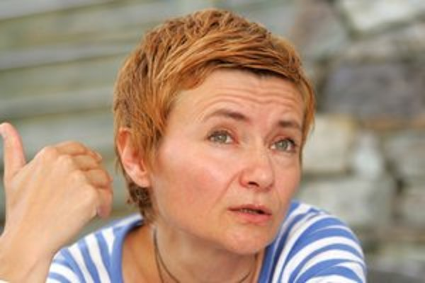 Inge Hrubaničová.