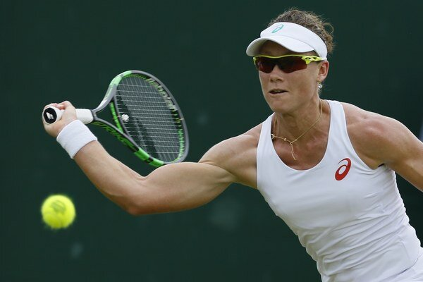 Austrálčanka Stosurová uhrala v zápase 3. kola iba dva gemy.
