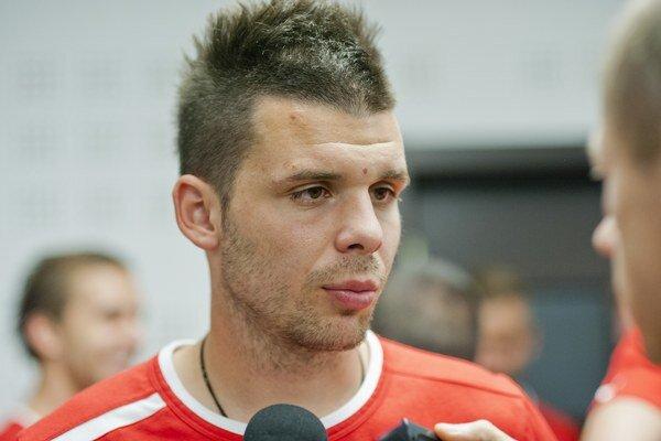 Ďuriš má šancu vyhrať v tejto sezóne Český pohár.