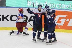 Slováci nastúpili proti Rusku na tohtoročných MS v hokeji. A stretnú sa spolu aj na ZOH 2018 v Pjongčangu.