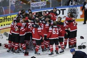 Kanaďania vo finále doslova prevalcovali svojho ruského protivníka.