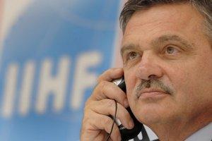 Reného Fasela správanie ruských hokejistov veľmi sklamalo.