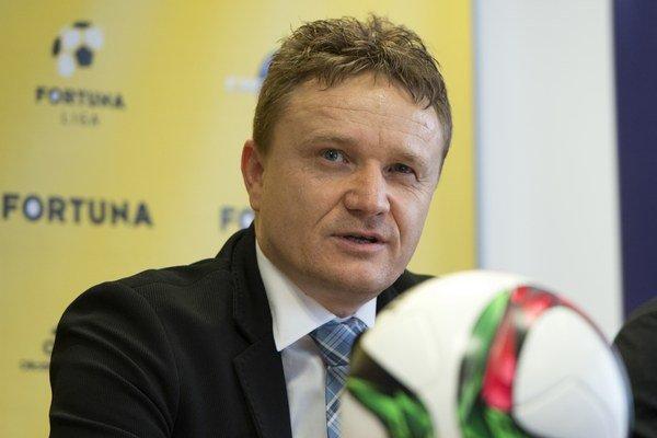Šéf ligovej únie Ivan Kozák.