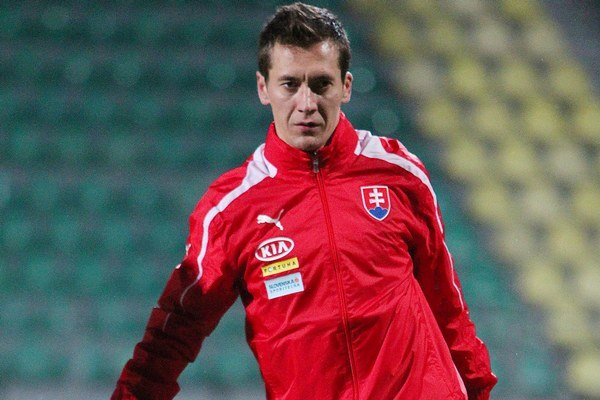 Marek Čech.