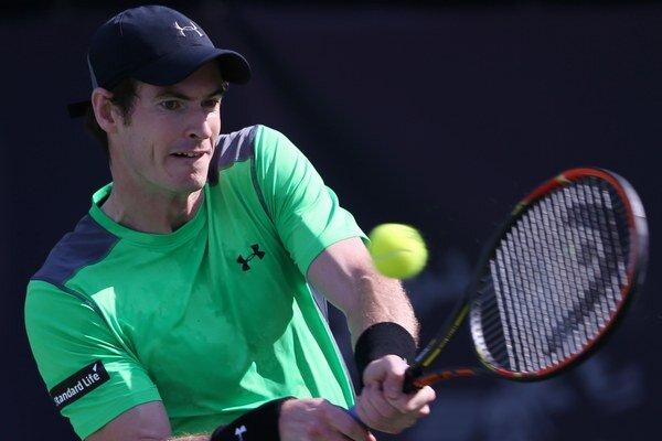 Andy Murray vo štvrťfinále v Dubaji šokujúco vypadol.