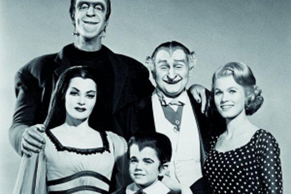 V populárnom americkom sitkome The Munsters (1964-66) bol hlavou rodiny Herman Munster, ktorý akoby z oka vypadol monštru