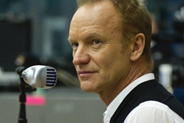Už túto stredu máte možnosť naživo počuť, ako znie pop v podaní Stinga a orchestra.