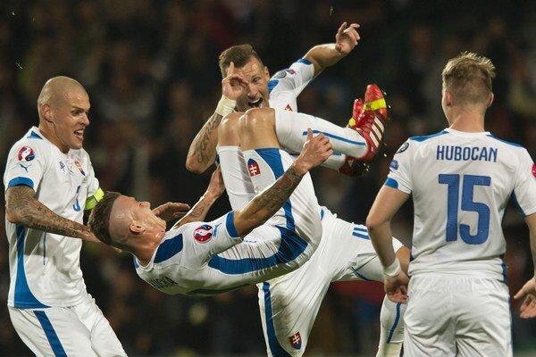 O ďalšie body v kvalifikačnej skupine budú slovenskí futbalisti bojovať proti Luxembursku.