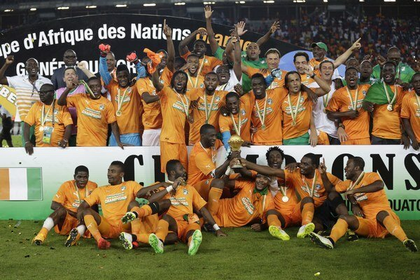 Posledným víťazom APN sa stali reprezentanti Pobrežia Slonoviny.