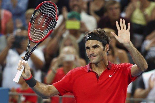 Už zajtra môže Roger Federer vybojovať tisíce víťazstvo v kariére.