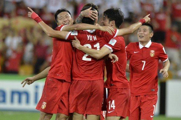 Hráči Číny.