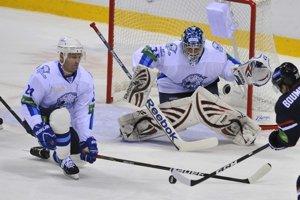 Astana prehrala s Magnitogorskom.