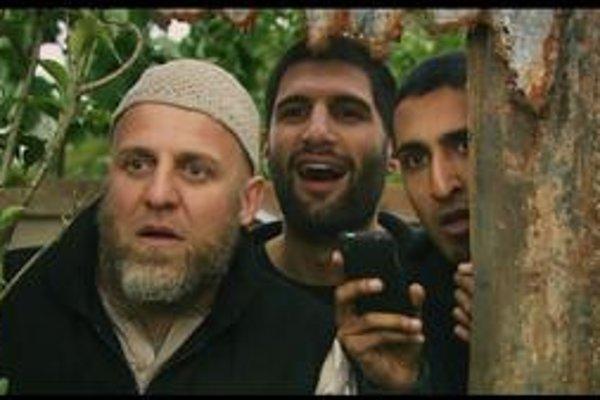 Vo filme Štyri levy, ktorý je v naších kinách od včera, džihádisti z Británie chystajú útok na londýnskom maratóne.