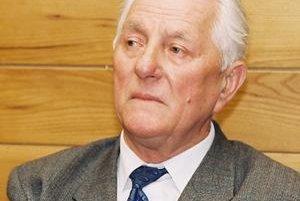 Ladislav Ťažký (19. 9. 1924 – 20. 1. 2011).