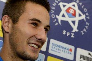 Tomáš Vestenický by cez víkend mohol nastúpiť v Serii A.