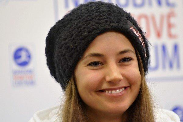 Zuzana Stromková.