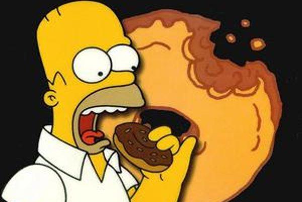 Homer a katolík?