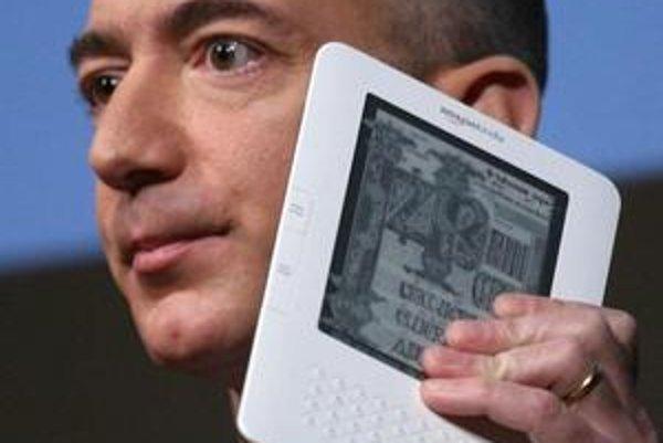 Predaj elektronických kníh pre čítačku Kindle od Amazonu je momentálne skvelým obchodom.