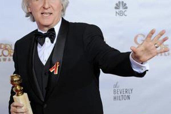 Režisér James Cameron si odniesol cenu za najlepšiu filmovú drámu aj za najlepší filmový scenár.