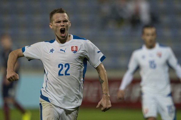 Ondrej Duda bol oporou reprezentácie do 21 rokov i Legie Varšava.