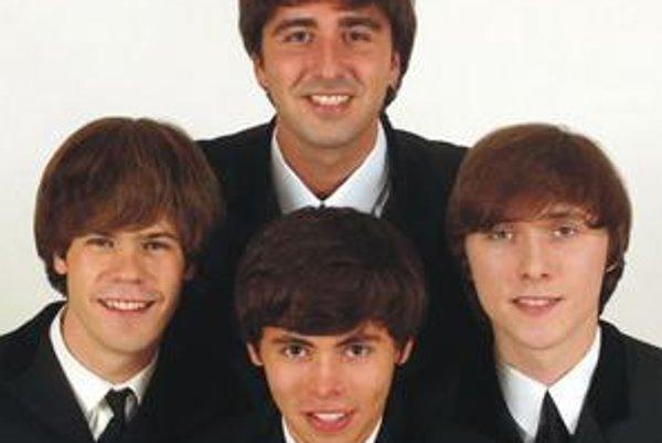 Nie, toto nie sú Beatles, ale slovenskí Backwards.