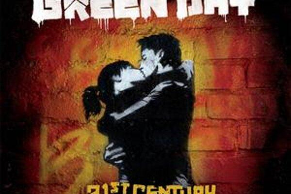 Green Day sa na obale albumu inšpirovali streetartom a Banksym. Obal navrhol austrálsky streetartista Sixten.