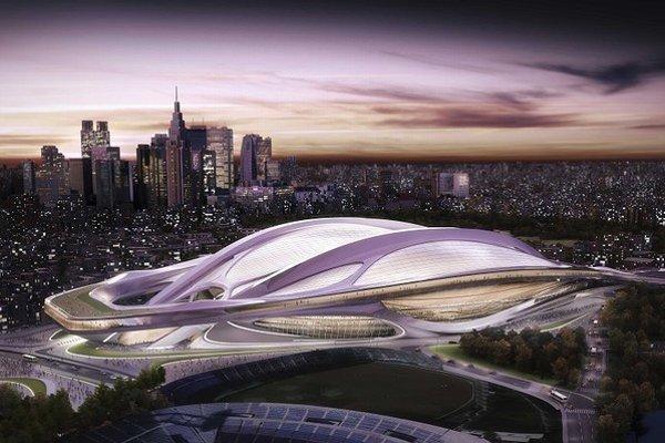 Takto by mal vyzerať nový Národný štadión.