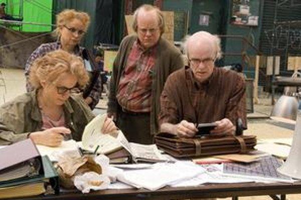 Čo je život a čo divadlo sa vo filme Synecdoche, New York zamotáva.